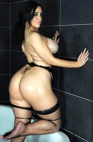 Big Boobs Bathroom Porn Pictures