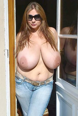 Huge boobs chubby naked