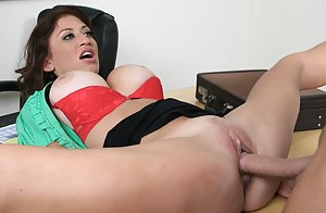 Big Cock and Boobs Porn Pictures